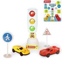 Муз.игрушка 4630027291301 Музыкальный светофор