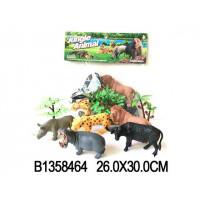 Набор животных 150SY Сафари в пак.