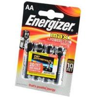 Элемент питания 28643 Energizer MAX POWER SEAL LR6/316 BL4 / цена за 1 шт /