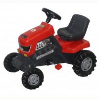 Каталка-трактор с педалями Turbo 52674 П-Е /1/