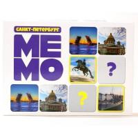 Игра Мемо Санкт-Петерберг 50 карточек 03624