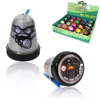Лизун Slime Ninja серебряный 130гр S130-10