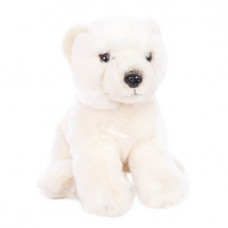 Белый медведь 20 см 681408