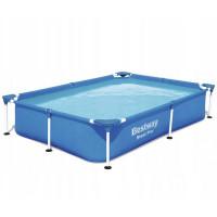 Бассейн 56401 Steel Pro Pools 221х150х43см