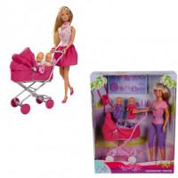 Штеффи Кукла с коляской 5738060
