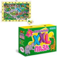 Пазл напольный 4-665307-972700 XXL , Зоопарк
