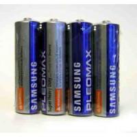 Элемент питания 16187 Pleomax Samsung R6/316  / 4шт. в уп., цена за шт./