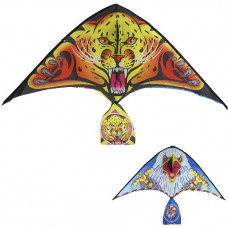 Воздушный змей 100х104см 141-682Р микс морда
