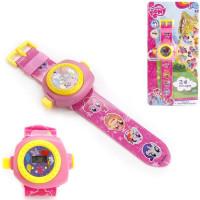 Игрушка на бат. Часы My Little Pony с проекцией 1266129-RB