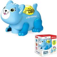 Котик Диско-зверята 4680019284569 Светло-голубой