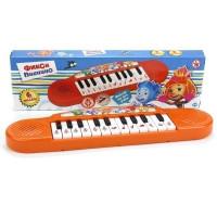 Пианино 1371790-BR5 Песни м/ф Фиксики