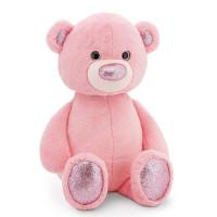 Пушистик Медвежонок розовый 22 см OT3001/22