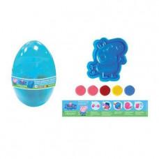 Peppa Pig Набор ДТ Набор для лепки Джордж яйцо 33511