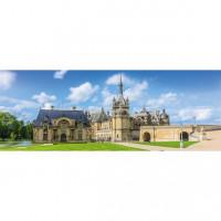 Пазл 140 эл. Панорама-Замок Франции 18766 Hatber
