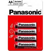 Элемент питания 13322 Panasonic Zinc Carbon R6/316 BL4 / цена за 1 шт /