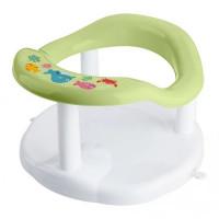 Сиденье для купания детей с декором салатовый 431309610