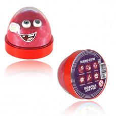 Жвачка для рук Nano gum Клубника 50гр