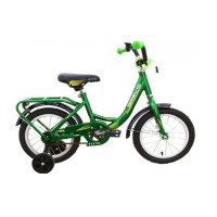 """Велосипед 2-х 14"""" Flyte зеленый Z011 /STELS/"""