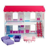 Дом Виктория с интерьером и мебелью и 5 предметов PD218-04