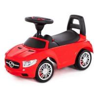 Каталка-автомобиль SuperCar №1 со звуковым сигналом красная 84460 П-Е /1/