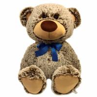 Медведь Джек кофейный 2.287.3 65см /Мальвина/