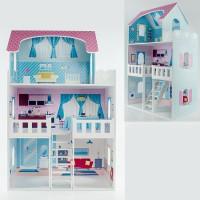 Дом Валери Шарм с интерьером и мебелью 6 предметов PD318-22