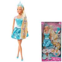Штеффи Кукла с наклейками для волос 29 см Simba 5737106