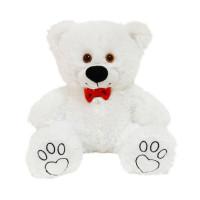 Медведь Валентин 50 см белый МВН-50б