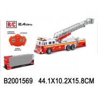 Пожарная машина р/у 719 в кор.