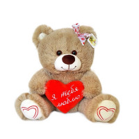 Медведь Софи 50 см бежевый МСИ-50бж