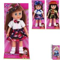 Кукла 9910TD Модница в шоубоксе