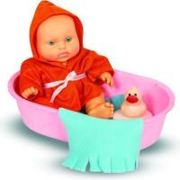 Карапуз в ванночке с набором мальчик
