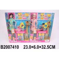 Кукла 080FB Доктор в кор.