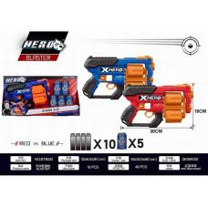 Бластер 8033ВТ с безопасными пулями