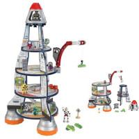 Дер. Игровой набор Космический корабль KidKraft 63443_KE