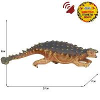 Игрушка на бат. Динозавр Звук – рёв животного, эластичная поверхность JB0208309