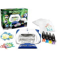 Набор ДТ Принтер детский с набором картриджей со светящимся жидким полимером Y6601 FITFUN TOYS
