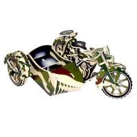 Дер. Констр-р Мотоцикл с коляской PC124