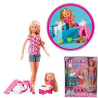 Кукла Штеффи+Еви+кролики с аксесс. 5732156029