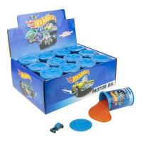 Лизун Hot Wheels слизь с игрушкой и наклейкой, д/б 130 г Т14105