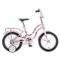 """Велосипед 2-х 14"""" TETRIS розовый 141TETRIS.PN8"""