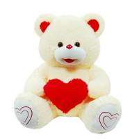 Медведь Лаура 60 см Чайная роза МЛР-60ч