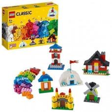 Констр-р LEGO 11008 Классика Кубики и домики