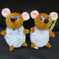 Мышка 12 см 141-540O