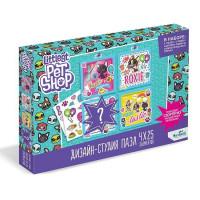 Пазл Littlest Pet Shop.Дизайн-студия.Полиптих 4х25.Пушистые герои.04416 Origami