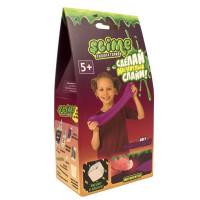 Лизун Slime Набор малый для девочек Лаборатория,фиолетовый магнитный 100гр. SS100-30181