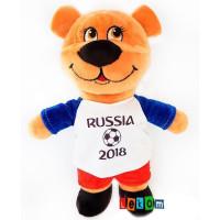 Мишка Футболист 30
