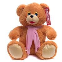 Медведь маленький в шарфе См-655-5