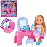 ЕВИ Кукла с туалетным столиком 12 см  5733231029