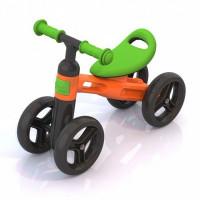 Беговел оранжево-зеленый 431018 Норд /4/